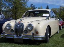 1967 Jaguar owned by Milton Katz