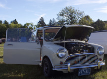 1967 Mini Cooper owned by Andy Nelson