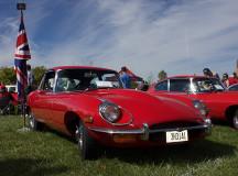 1968 Jaguar E-Type owned by R. Sannella