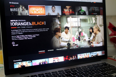 Orange is the new black is a television show that was first released on Netflix and the popularity of it has grown immensely.