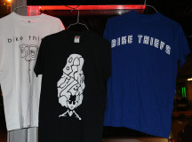 Bike Thiefs merch