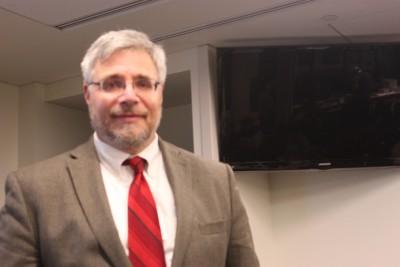 Stephen Scharper, Professor at the University of Toronto's School for the Environment.