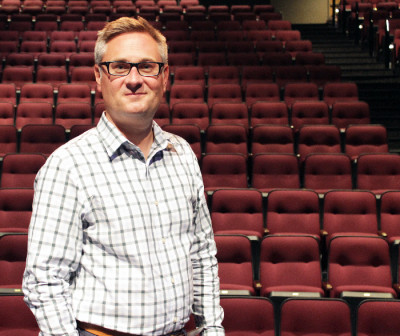Robin Howarth, theatre Manager of the Oakville Centre for the performing arts, talks about new and exciting performances taking place in the 2015-16 season.