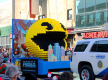 Pac-Man of the movie Pixels.