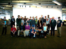 The FACE IT Club: Has members from both the Davis and Trafalgar campuses.