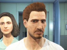 Fallout 4's character creator allows players to have detailed control over exactly how they want to look.