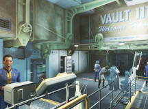 Vault 111 is where players will go into a cryogenic sleep for over 200 years. Each Vault in the world specializes in a type of unique science or experimentation.