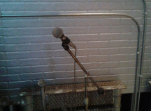 A microphone, just in case the Velvet Underground stop by.
