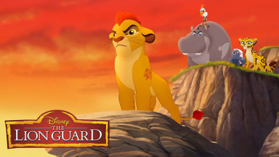 The new Lion Guard characters in the Disney Junior trailer.