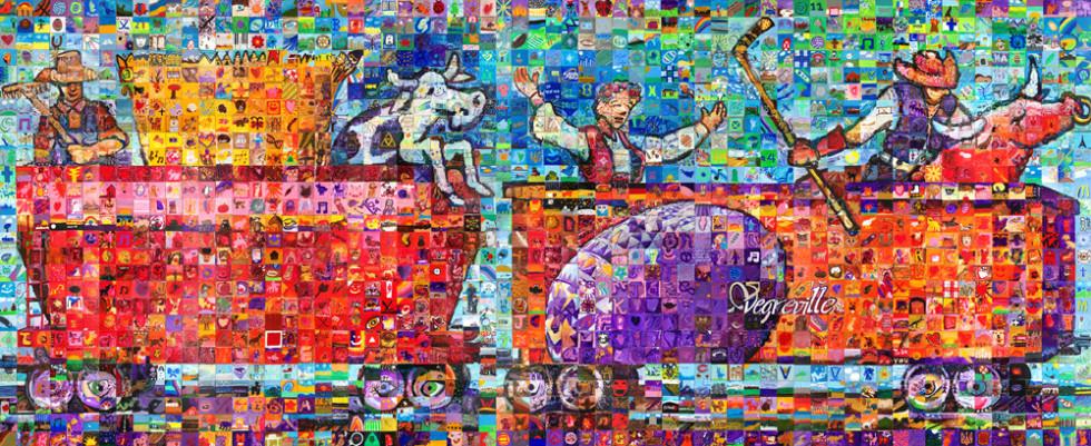 vegreville full mural