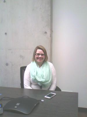 Allisha Seguire, Alumni Coordinator
